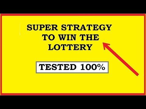 Let Me Introduce You To the Million Lotto Best Technique