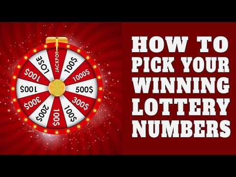 Pick Your Winning Numbers!